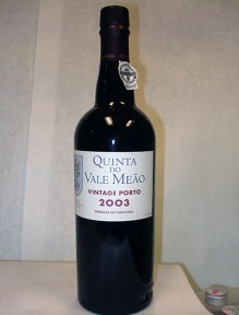 Quinta do Vale Meao Vintage Port 2003