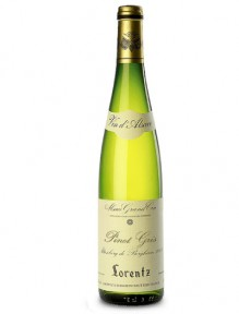 Gustave Lorentz Pinot-Gris selection de grain noble 2000