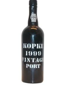 Kopke Vintage Port 1999 0.75 L.