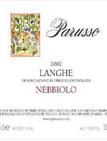 Parusso Langhe Nebbiolo Magnum 2005