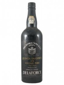 Delaforce Vintage Port  1982  0.75 L.