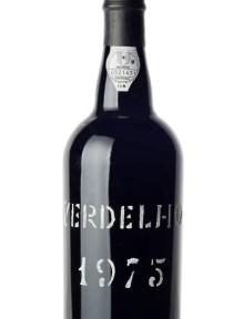 "Madeira Cossart ""Verdelho""Medium Dry Riche Single Harvest  0.75 L. Colheita 1975"