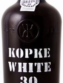 Kopke 30 years White Port aged 0.375 L.   {in draagkist }