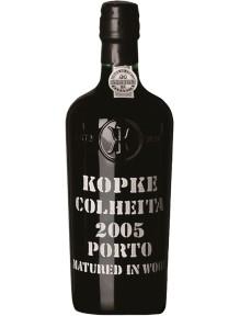 Kopke Colheita Port 2005 Handpainted 0.75 L.