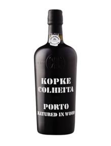 Kopke Colheita Port 2001 Handpainted 0.75 L.