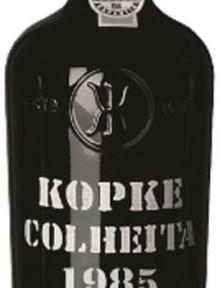 Kopke Colheita Port Handpainted 1985
