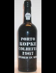 Kopke Colheita Port Handpainted 1967  0.75 L.