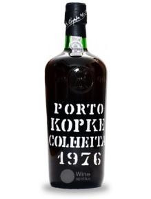 Kopke Colheita Port Handpainted 1976 0.75 L.